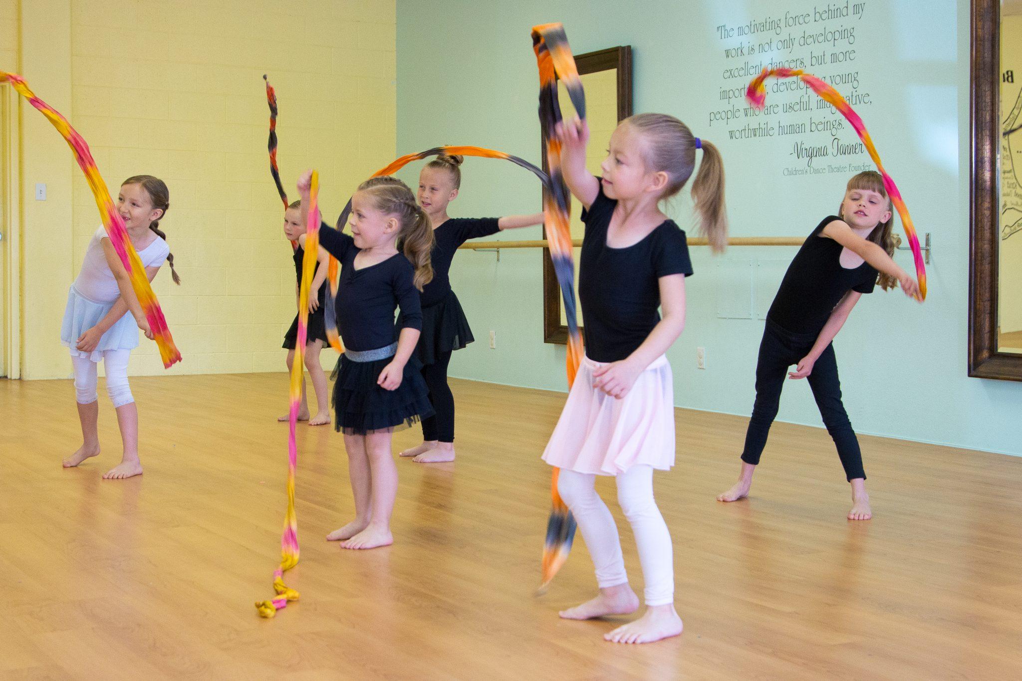 Southwest Dance Company | Modern Creative Dance